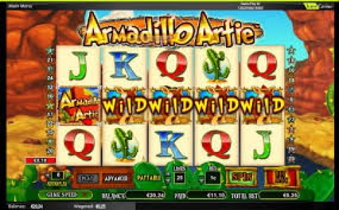 Play Armadillo Artie