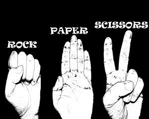 Play Rock Paper Scissors Arcade Game at Casino.com UK