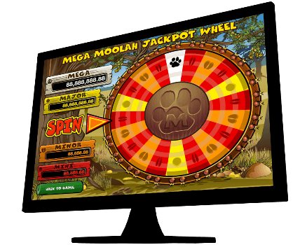 jackpot wheel online casino